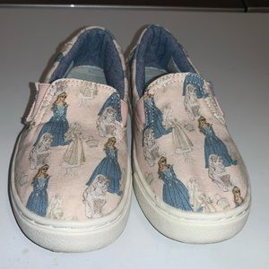 Disney (Sleeping Beauty) Toms for Toddlers